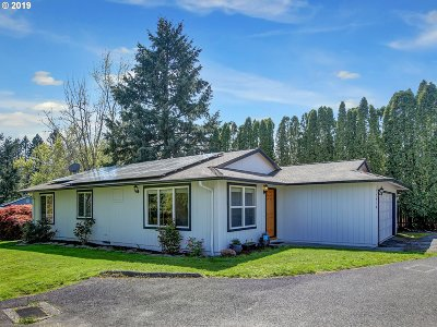 Beaverton Single Family Home For Sale: 17910 NW Tara St