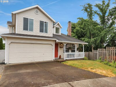 Single Family Home For Sale: 5516 NW 180th Pl