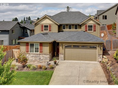 Happy Valley Single Family Home For Sale: 12517 SE Bari Ave