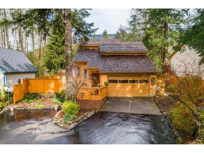 Single Family Home For Sale: 64951 E Riverside Dr