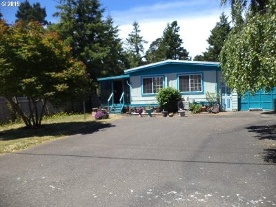 Florence OR Single Family Home For Sale: $68,000