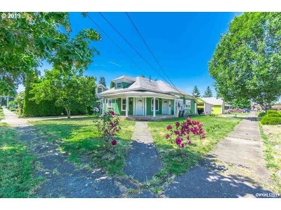 Lebanon Single Family Home For Sale: 309 W Grant St 1