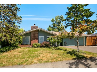 Eugene Single Family Home For Sale: 4025 Pearl St