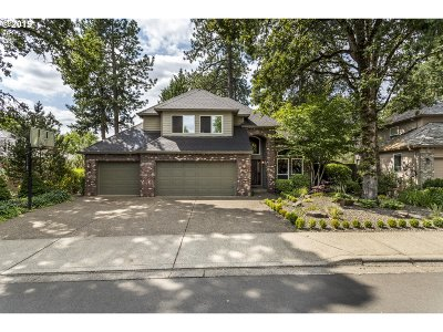 Wilsonville Single Family Home For Sale: 28551 SW Meadows Loop