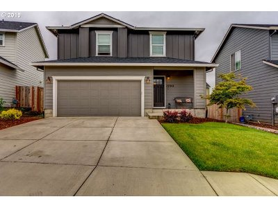 Newberg, Dundee, Mcminnville, Lafayette Single Family Home For Sale: 1095 E 15th St