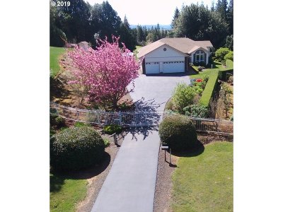 Coquille Single Family Home For Sale: 94004 Covey Ln