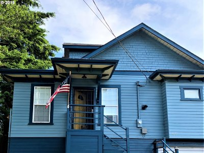 Coos Bay Single Family Home For Sale: 1123 California