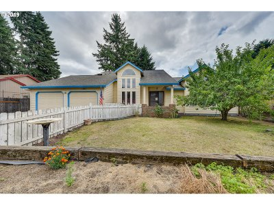 Vancouver Single Family Home For Sale: 13815 NE 9th St
