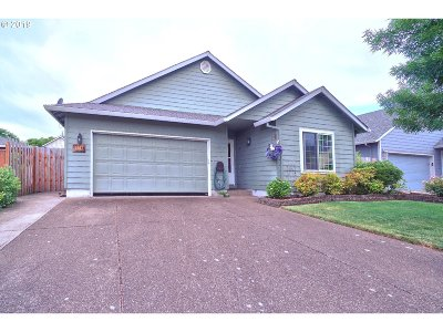 Newberg, Dundee, Lafayette Single Family Home For Sale: 3407 N Meridian St
