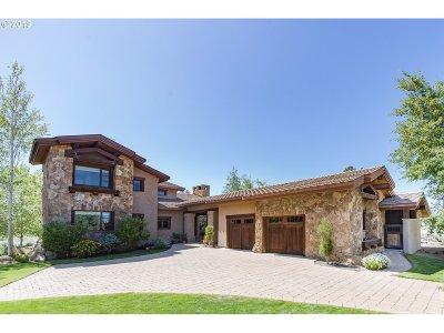 Bend Single Family Home For Sale: 65885 Pronghorn Estates Dr