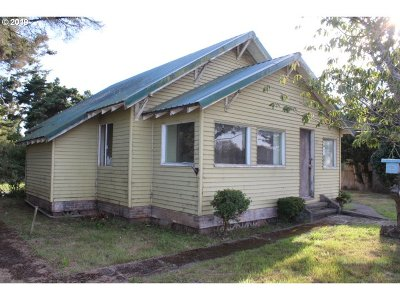 Bandon Single Family Home For Sale: 87588 19th Rd