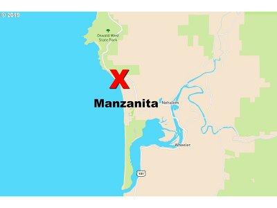 Manzanita Residential Lots & Land For Sale: Sunset Dr