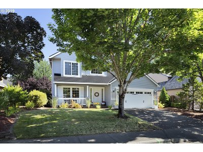 Wilsonville Single Family Home For Sale: 6607 SW Landover Dr