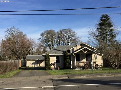 Beaverton, Aloha Single Family Home For Sale: 18455 SW Johnson St