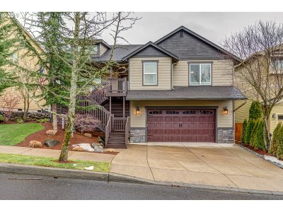 Washougal Single Family Home For Sale: 2442 W 10th St