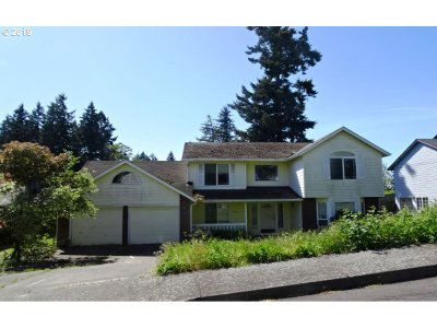 Clark County Single Family Home For Sale: 6916 NE 17th Ave