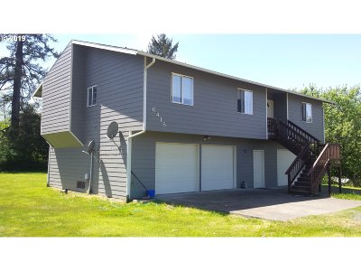 Single Family Home For Sale: 6415 Spring St