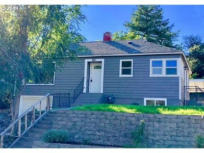 Pendleton Single Family Home For Sale: 661 NW 8th St