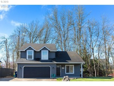 Cottage Grove, Creswell Single Family Home For Sale: 1401 Tasa Creek Dr