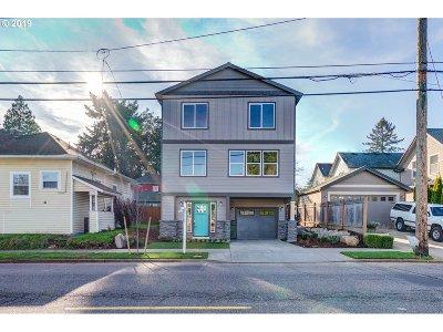 Portland Single Family Home For Sale: 4970 N Willis Blvd