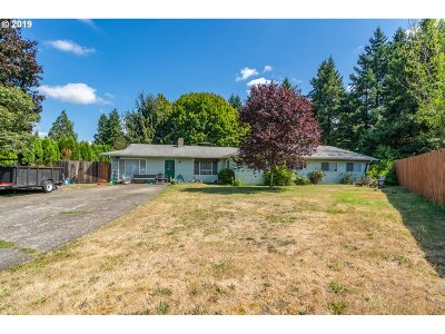Vancouver Single Family Home For Sale: 10515 NE 71st St