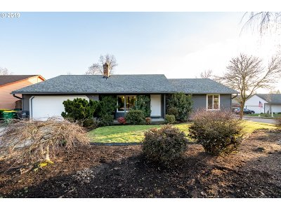 Beaverton Single Family Home For Sale: 12910 SW Davies Rd