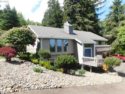 Coos Bay Single Family Home For Sale: 755 17th Ave