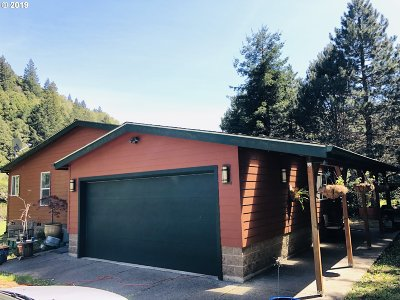 Gold Beach Single Family Home For Sale: 31935 Cedar Valley Rd