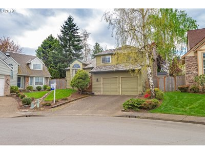 Beaverton Single Family Home For Sale: 2165 NW 159th Pl