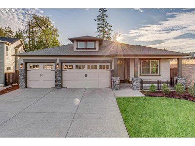Camas Single Family Home For Sale: 1524 NW Redwood Ct