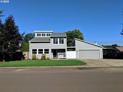 Canby Single Family Home Pending: 980 S Elm Ct