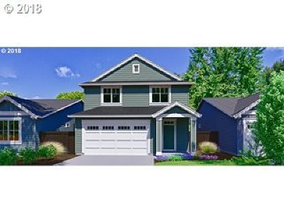 Estacada Single Family Home For Sale: 1331 NW Campanella (Lot 19) Way