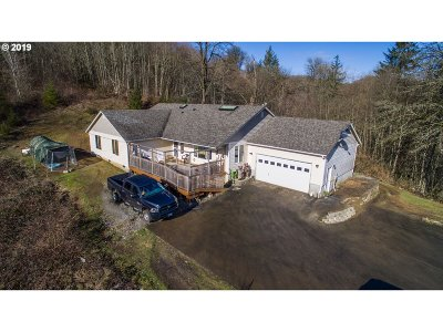 Cowlitz County Single Family Home For Sale: 273 Halfmile Rd