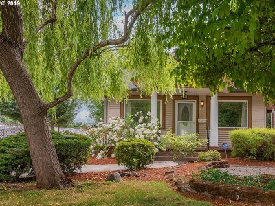 Single Family Home For Sale: 4804 NE 106th Ave