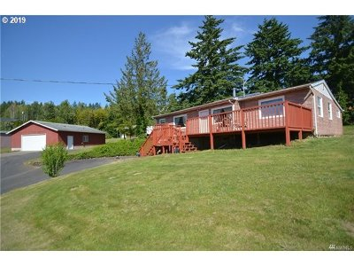 Cowlitz County Single Family Home For Sale: 1302 Minor Rd