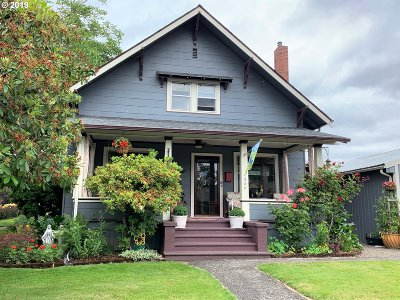Washougal Single Family Home For Sale: 1305 A St