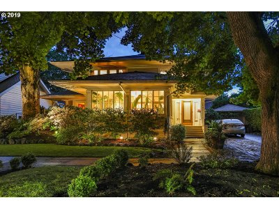 Portland Single Family Home For Sale: 2947 NE 46th Ave