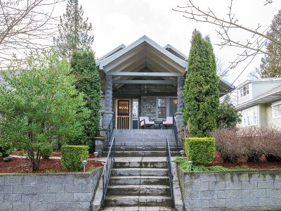 Portland Single Family Home For Sale: 3115 NE 60th Ave
