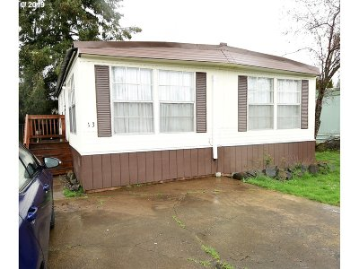 Single Family Home For Sale: 87911 Territorial Rd Space
