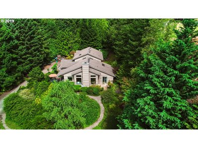 Woodland Single Family Home For Sale: 5622 Green Mountain Rd