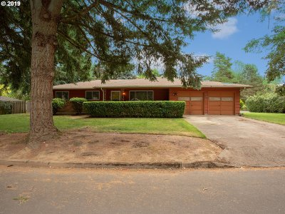 Clark County Single Family Home For Sale: 11407 NE 26th Ave