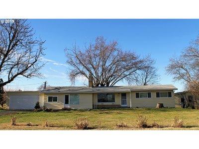 Umatilla County Single Family Home For Sale: 84734 Didion Ln