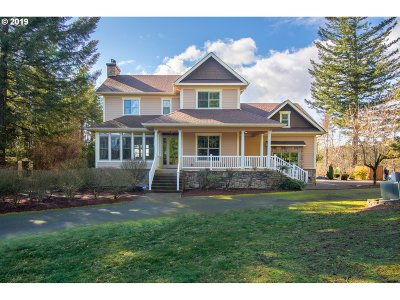 Washougal Single Family Home For Sale: 1620 NE 341st Ave