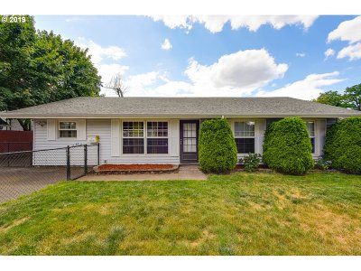 Single Family Home For Sale: 5909 SE 97th Ave
