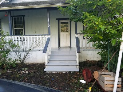 Sutherlin Single Family Home For Sale: 119 Bonanza Mine Rd