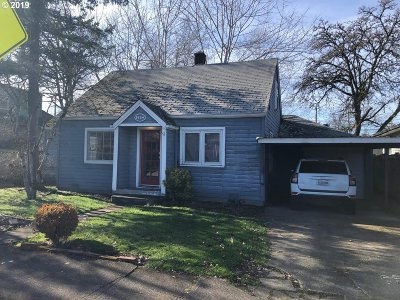 Single Family Home For Sale: 1464 Jefferson St