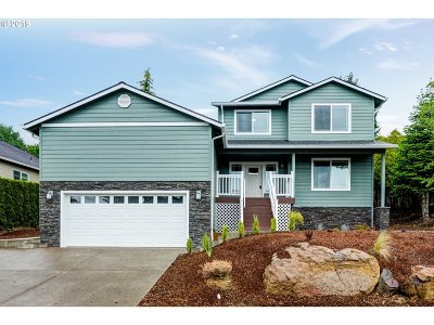 Salem Single Family Home Pending: 1341 NW Chapman Hill Dr