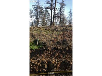 Eugene Residential Lots & Land For Sale: Cascara Dr #80