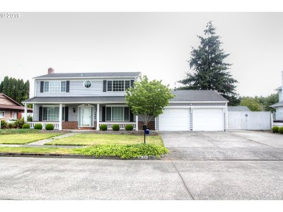 Cowlitz County Single Family Home For Sale: 1538 31st Ave