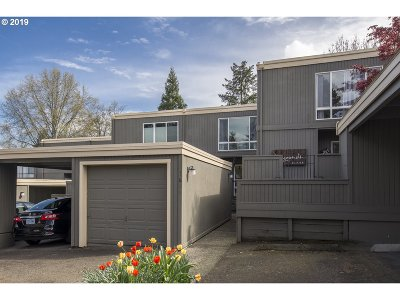 Beaverton Condo/Townhouse For Sale: 1620 NW Bridgeway Ln